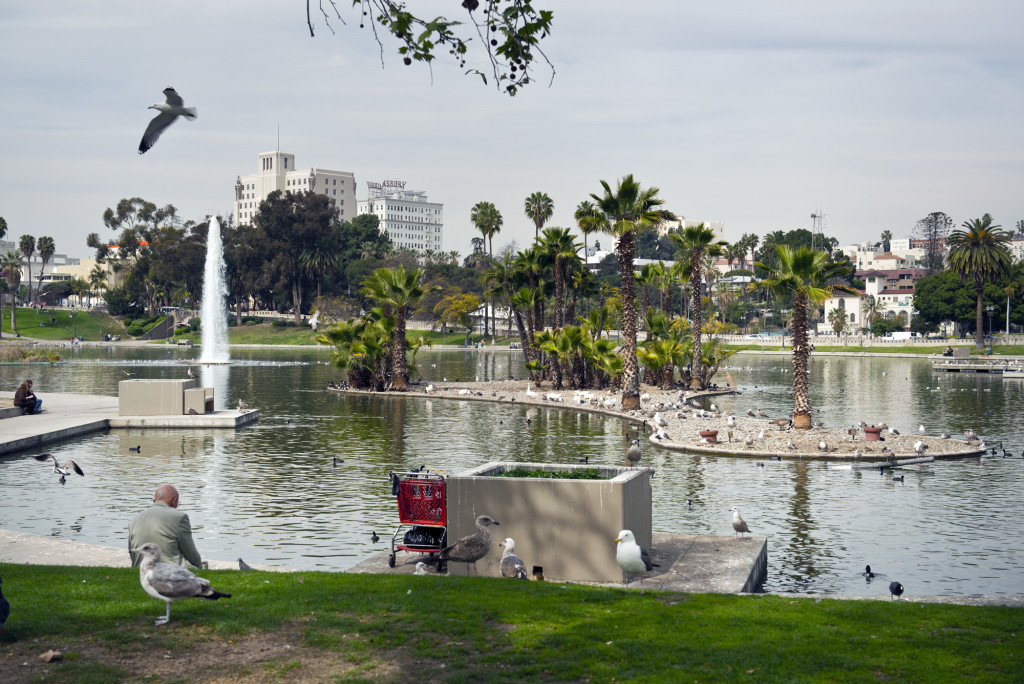 Los Angeles parks